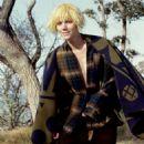 Freja Erichsen - Vogue Magazine Pictorial [Turkey] (January 2015) - 454 x 676