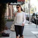 Ashley Greene Out and About In La