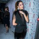 Iris Mittenaere-   17th 'Diner De La Mode' To Benefit Sidaction At Pavillon d'Armenonville - 454 x 681