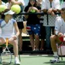 Martina Hingis and Radek Stepanek