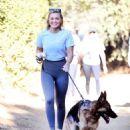 Olivia Holt – Neutrogena fundraising walk in LA