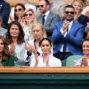 Catherine Duchess of Cambridge : The Championships - Wimbledon 2019 - 454 x 324
