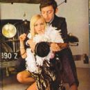 Serge Gainsbourg and France Gall - 454 x 549