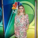 Mae Whitman – 2018 NBC NY Midseason Press Junket in NYC - 454 x 682