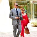 Jennifer Lopez and Alex Rodriquez - 454 x 596