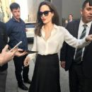 """Angelina Jolie : """"First They Killed My Father"""" LA Screening and Q&A at The Academy Of Motion Arts - 454 x 625"""