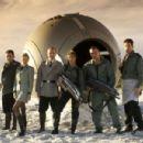 Stephen Hogan as Sky Marshal Omar Anoke in Starship Troopers 3: Marauder (2008) - 454 x 301
