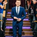 Charlie Hunnam - The Late Late Show with James Corden - 313 x 470