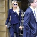 Paris Hilton: out of Federal Court at 500 Pearl Street
