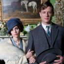 Felicity Jones and James Norton