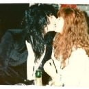 Tommy Lee and Tawny Kitaen