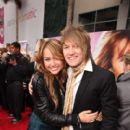 Steve Rushton with Miley Cyrus - 400 x 600