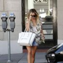 Ashley Tisdale: at Kitson in Los Angeles