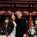 Andrea Bocelli and Veronica Berti