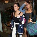 Kourtney Kardashian and Larsa Pippen – Shopping in Beverly Hills
