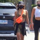 Vanessa Hudgens – Seen after her workout in Los Angeles