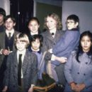 Actress Mia Farrow and Children Including Daughter Soon Yi Previn