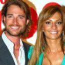 Sebastian Rulli and Cecilia Galeano