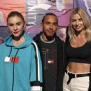 Tommy Hilfiger CREATE X UNITY Launch Event With Lewis Hamilton In Berlin