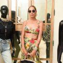 Leona Lewis – Revolve Desert House at 2017 Coachella in Indio - 454 x 363