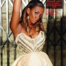 Sundy Carter Black Men Magazine October 2010