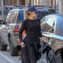 Khloe Kardashian – Going to the gym in Cleveland