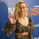 Brie Larson - 'Captain Marvel' New York Screening - 399 x 600