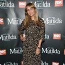 Samia Ghadie – Press night for Matilda in Manchester - 454 x 641