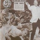 Elvis Presley - Cine en 7 dias Magazine Pictorial [Spain] (16 November 1963)