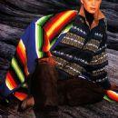Rachel Hunter - Elle Magazine Pictorial [United States] (February 1988)