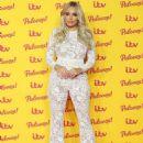 Amber Turner – ITV Palooza in London - 454 x 590