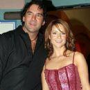 Susana Gonzalez and Eduardo Santamarina