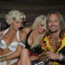 Vince Neil and Brooke Haven