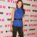 Kim Smith - Nylon Magazine And MySpace 3 Annual Music Issue Party In LA 2008-06-03