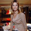 Martina Colombari Launches The Goodie Bag By Coccinelle In Milan, Italy 2008-04-15