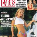Eliana, Angélica, Maurício Mattar, Ana Paula Arósio, Carolina Ferraz - Caras Magazine Cover [Brazil] (14 February 2003)