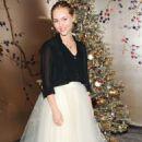 Annasophia Robb Cole Haan Celebrates With New York City Ballet In Ny
