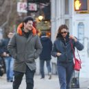 Irina Shayk – Out and about in NYC