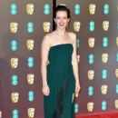 Claire Foy At The BAFTA'S 2019 - 415 x 600