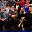 Sydney Sweeney – New York Knicks v New Orleans Pelicans preseason game in NY - 454 x 317