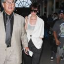 Rebecca Hall is seen at LAX on July 29, 2015 - 400 x 600