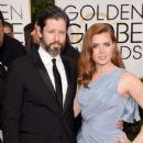 Darren Le Gallo and Amy Adams: Golden Globe Awards (January 11, 2015)