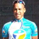 Guadeloupean male cyclists