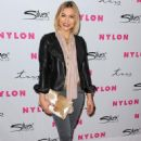 Samaire Armstrong Nylon Magazine 12 Anniversary Party in Hollywood March 24, 2011 - 454 x 650