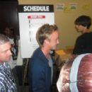 Tom Felton at Fan Expo Canada in Toronto