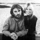 Dennis Wilson and Karen Lamm