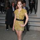 Emma Watson - Burberry Prorsum Spring/Summer 2010 Show In London, September 22 2009