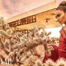 Joan Smalls - Harper's Bazaar Magazine Pictorial [United Arab Emirates] (March 2018) - 454 x 301