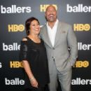 Dwayne Johnson- July 14, 2016- HBO 'Ballers' Season 2 Red Carpet Premiere and Reception in Miami