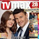 Emily Deschanel and David Boreanaz - 454 x 665